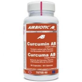 airbiotic AB curcumim complex 10000 mg 60 capsulas