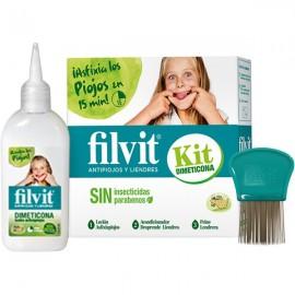 Kit Filvit Antipiojos y Liendres Sin Insecticidas