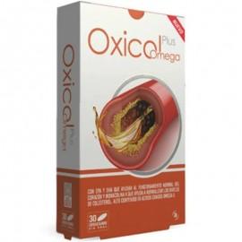 Oxicol Plus Omega 30 cápsula