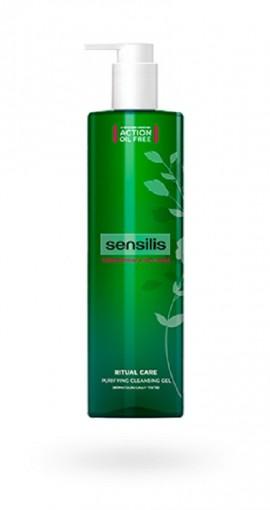 Sensilis Ritual Care gel limpiador 400ml