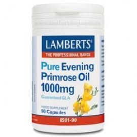 Aceite de primula 1000 mg 90 capsulas de lamberts