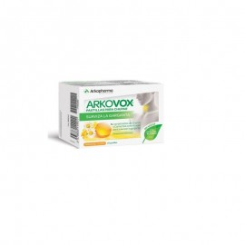 ARKOVOX LEMON  &H HONEY TABLETS
