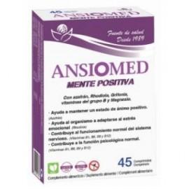ansiomed mente activa 45 capsulas