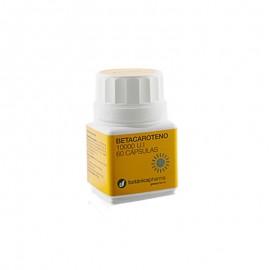 Betacaroteno 10000 UI botanica nutrients 60 cápsulas