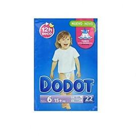 Pañal Dodot T6 13 kilpd 22 und
