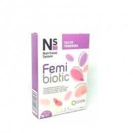 Ns Femibiotic 30 cápsulas