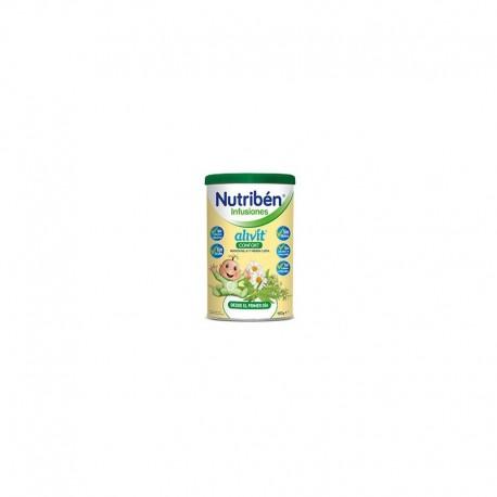 Nutriben infusiones alivit confort 150gr