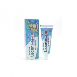 Gel dental lacer infantil  sabor fresa 75ml
