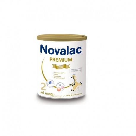 Novalac premium 2 +6meses 400gramos