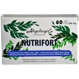 Algologie nutrifort cabello y uñas 60 capsulas