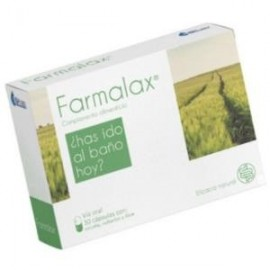 farmalax 30 capsulas