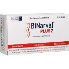binarval plus z 60 capsulas narvalpharma