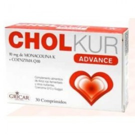 cholkur advance capsulas