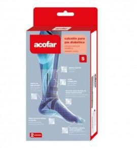 acofar calcetines para diabéticos acofar talla s