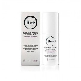 BE + EMULSION ANTIEDAD REVITALIZANTE HOMBRE 50 ml.