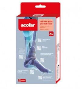 calcetines para diabeticos acofar talla XL