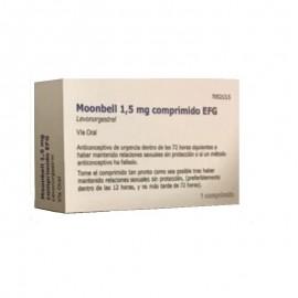 moonbell levonorgestrel anticonceptivo pastillas