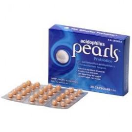 acidophilus pearls formula original 30 capsulas