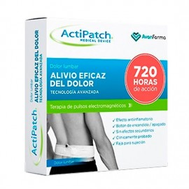 ACTIPATCH PARCHES CONTRA EL DOLOR DE CODO Y MU