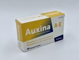 Auxina A + E 20 capsulas blandas