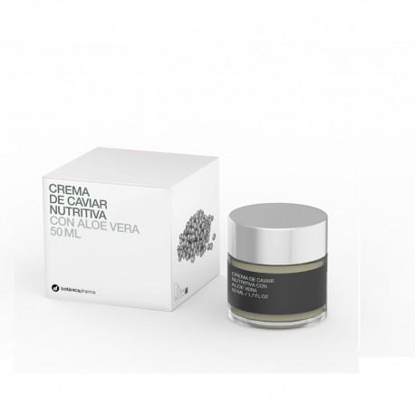 botanicapharma crema caviar con aloe vera 50ml
