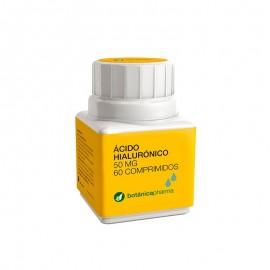 acido hialurónico 50 mg 60 comprimidos