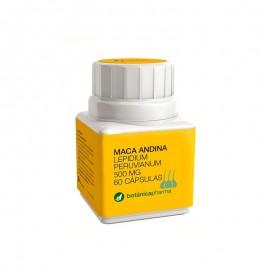 botanicapharma maca 500mg 60 capsulas