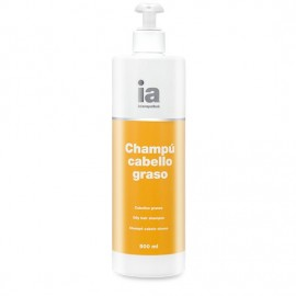 Interapothek SHAMPOO GREASY HAIR 500 ML