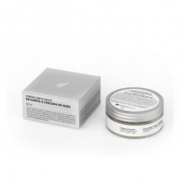 botanicapharma crema exfoliante de Karite y cascara nuez 80 ml