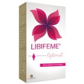 Libifeme optimal 5 ovulos vaginales