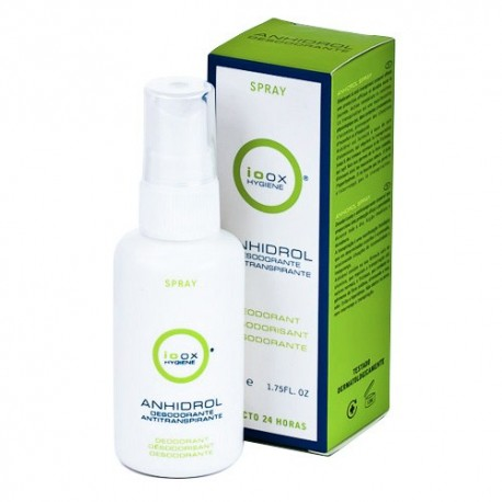 anhidrol desodorante spray ioox