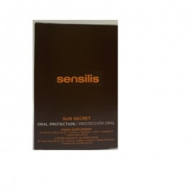 Sensilis sun secret protección oral 30 comprimidos