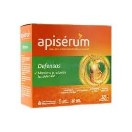 APISERUM VIA 18 AMPOULES