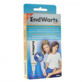 Endwards pen elimina verrugas 3 ml