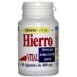 oikos hierro vital 90 capsulas