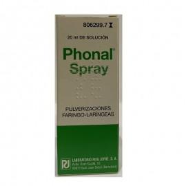 Phonal spray 20ml