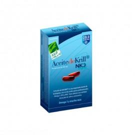 Aceite de Krill NKO 40 capsulas cien por cien natural