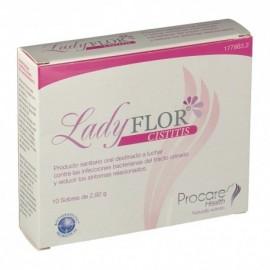 Ladyflor cistitis mejor precio