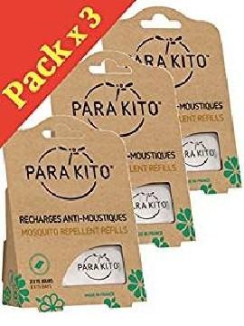 parakito pack 3 unidades recambios
