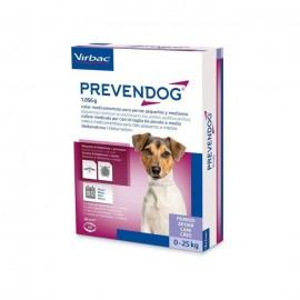 collar antiparasitario prevendog perros 60 cm 2 uds