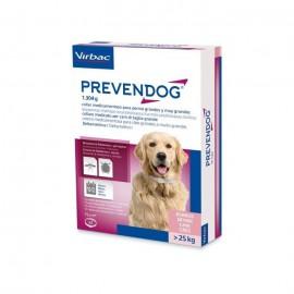 collar antiparasitario perros 75 cm prevendog