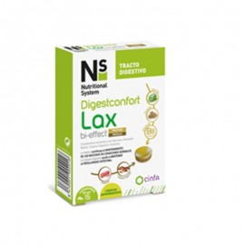 ns digestconfort lax bi-effect 15 comprimidos