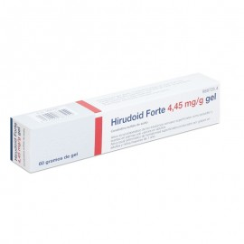 hiruoid forte gel