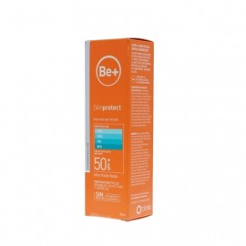 Be+  Fotoprotector Ultra fluido facial spf 50, 50ml