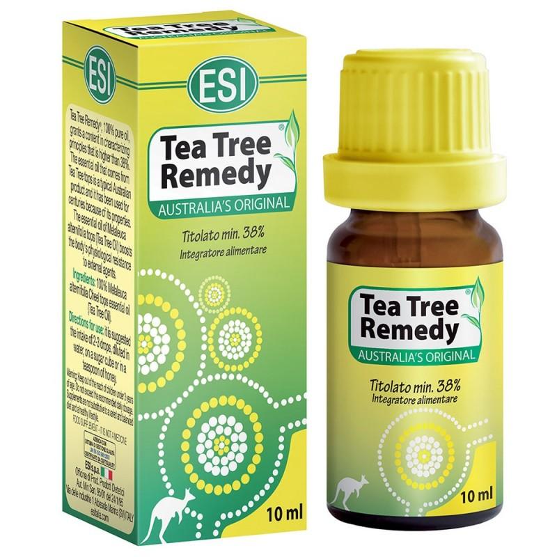 Tea Tree Remedy 10ml Aceite Arbol del Te