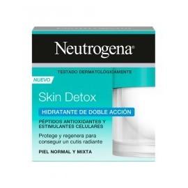 Hidratante Skin Detox doble accion Neutrogena 50ml