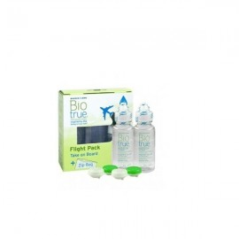 Solucion Unica Bio True Flight Pack 2x60ml