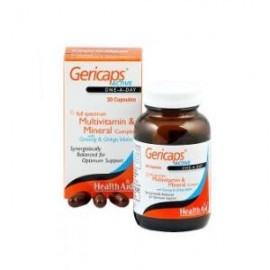 HealthAid gericaps 30 capsulas