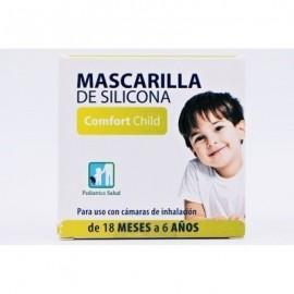 Mascarilla de Silicona de 18 meses a 6 años