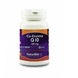 Co-Enzima Q10  60 cápsulas naturbite